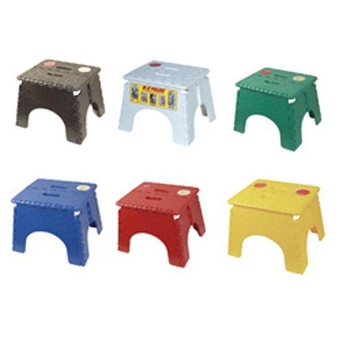 B Amp R Plastics Ez Foldz Stool Assortment 6 Pack 101 6as