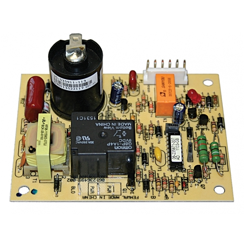 Atwood Products Board With Blower Contorl Diagnostic 31501