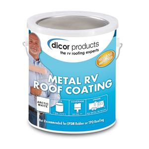 Dicor Elastomeric Coating 1 Gal Rp Mrc 1 Rv Plus