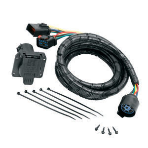draw tite trailer wiring connector 7 way 20111 rv plus. Black Bedroom Furniture Sets. Home Design Ideas