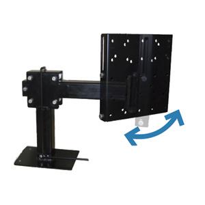 Mor ryde tv mount slide out swivel tv40 001h s rv plus - Vertical sliding tv wall mount ...