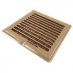 2.25 x 10 Beige D /& W 7820RDB-2H-UL Plastic Floor Register