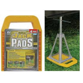 Camco Stabilizer Jack Pad 4 Pack 44595 Rv Plus