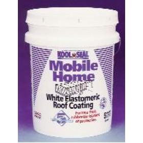 Kool Seal Elastomric Roof Coating White 5 Gallon Premium