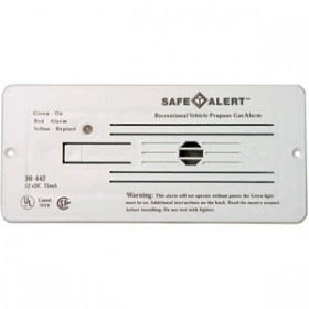 Safe T Alert Propane Detector 12v Flush Fleetwood
